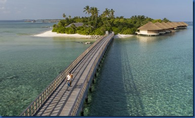 The Residence Dhigurah - jetty