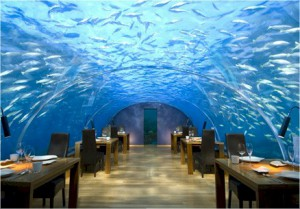 Conrad Hilton Rangali Maldives Restaurant