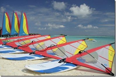 Anantara - windsurfing 1