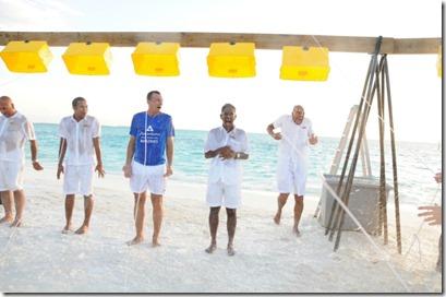 Anantara Dhigu - Ice Bucket Challenge 2