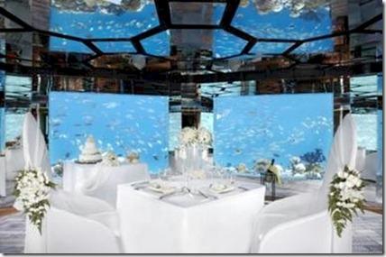 Anantara Kihavah underwater wedding
