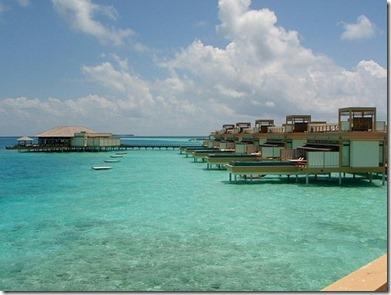 Angsana Velavaru - In Ocean Pool Villa