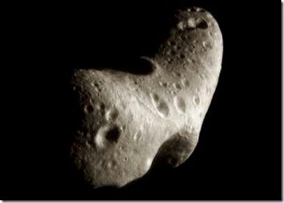 Asteroid 433 Eros