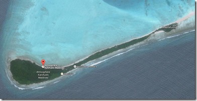 Atmosphere Kanifushi - Google map