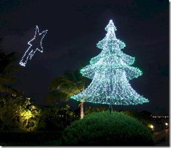 Ayada - Christmas lights 1