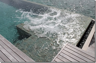 Ayada - pool jacuzzi combo 2