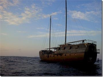 Barefoot - boat bar