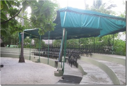 Club Rannalhi theatre seating
