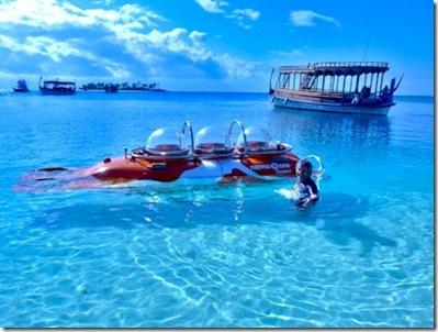 Conrad Maldives Rangali - nemo sub surface