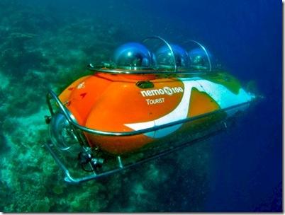 Conrad Maldives Rangali - nemo sub underwater