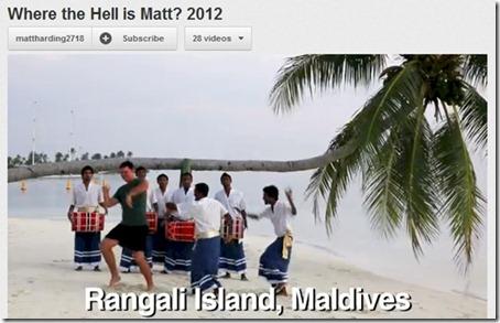 Conrad Rangali Where the Hell is Matt