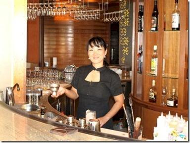 Constance Halaveli cocktails
