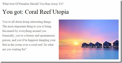 Coral Reef Utopia