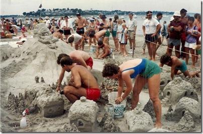 Crane sandcastle 3