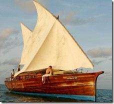Dhoni Mighili boat