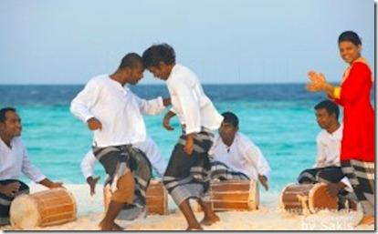 Dreaming of Maldives music