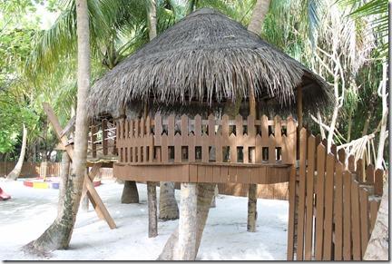 Dusit Thani - treehouse 1