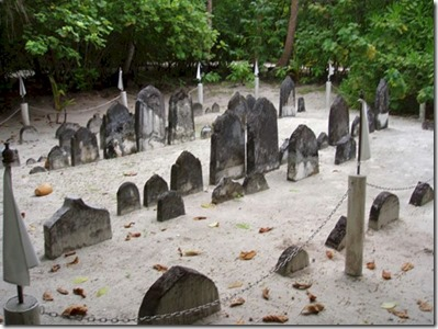 Filitheyo - graveyard