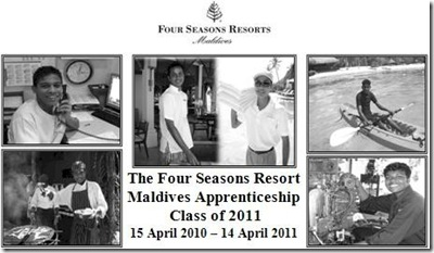 Four Seasons Apprenticeship programme