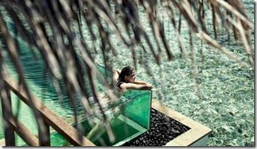 Four Seasons Kuda Huraa private pool