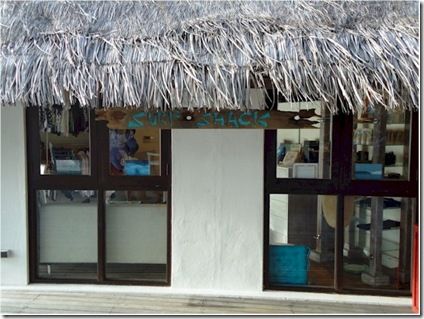 Four Seasons Kuda Huraa surf shack 1
