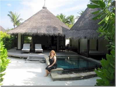 Four Seasons Kuda Huraa villa