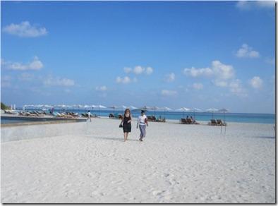 Four Seasons Landaa Giraavaru beach