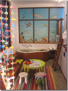 Four Seasons Landaa Giraavaru kids discovery room