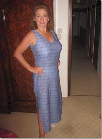 Gangehi dress