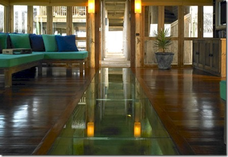 Gili Lankanfushi - Private Reserve glass floor