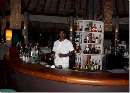 Gili Lankanfushi - cocktails