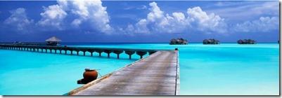 Gili Lankanfushi - landscape