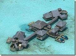 Gili Lankanfushi - residence water villa