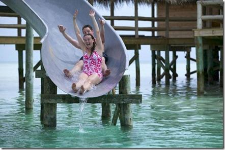 Gili Lankanfushi - slide