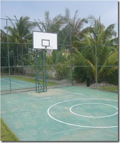 Hulhule Basketball