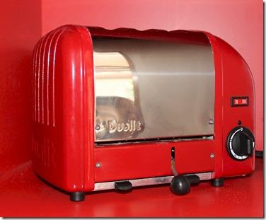 Huvafenfushi - toaster