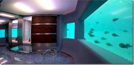Huvafenfushi Underwater Lime Spa
