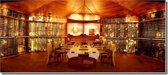 Huvafenfushi Wine Celllar