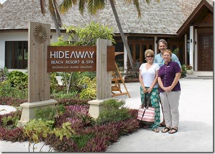 Island Hideaway - tour
