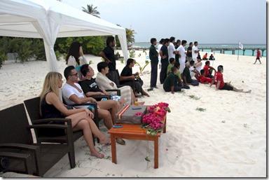 JA Manafaru - beach rugby 1