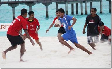 JA Manafaru - beach rugby 3