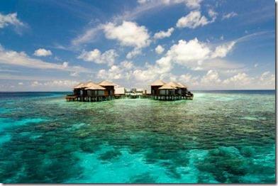 Jumeirah Dhevanafushi - Ocean Pearls