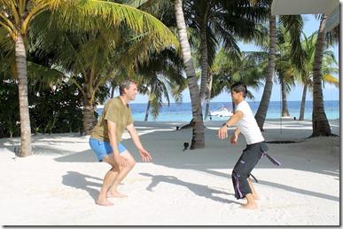 Jumeirah Dhevanafushi - bootcamp 2
