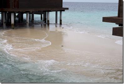 Jumeirah Dhevanafushi - private sand bank