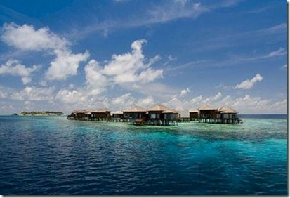 Jumeirah Dhevanafushi Ocean Pearls