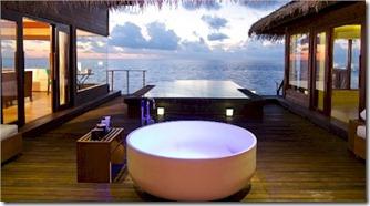 Jumeirah Dhevanafushi suite
