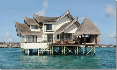 Jumeirah Vittaveli - Ocean Suite with Pool