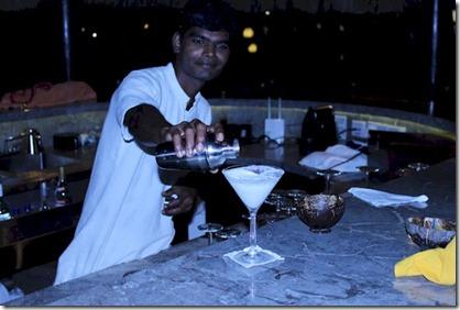 Jumeirah Vittaveli martini