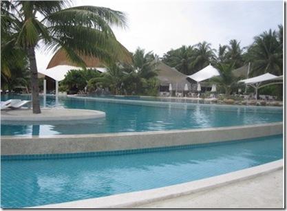 Kandooma pool