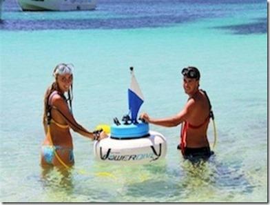 Keyodhoo Power Snorkeling